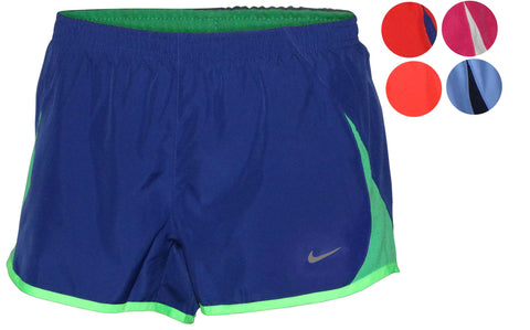 Nike Women's Pacer Lined Built-in-Brief Tempo Running Shorts