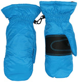 Columbia Youth City Trek Mitten Gloves-Blue