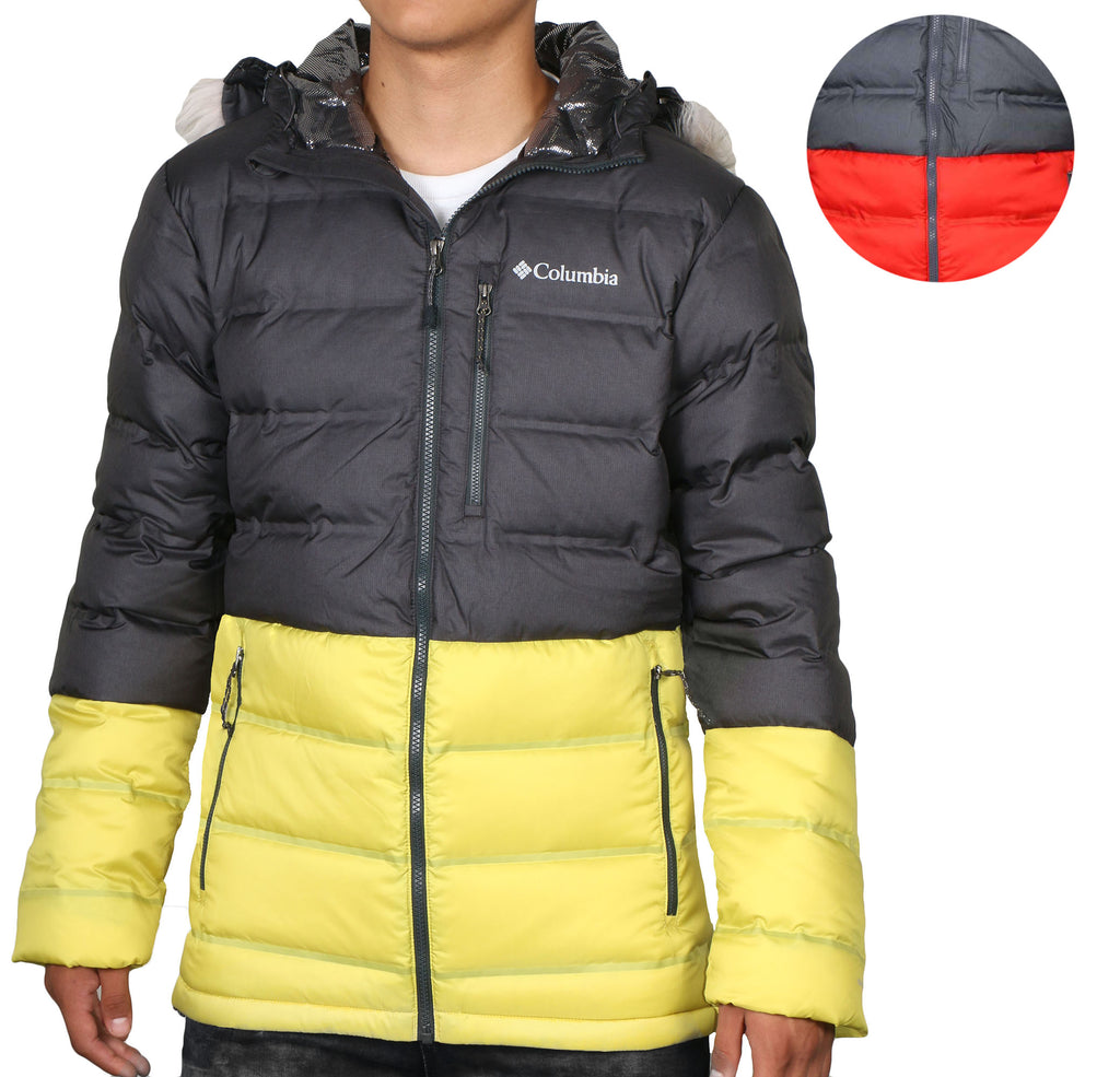 Columbia Men's North Protection Hooded Jacket