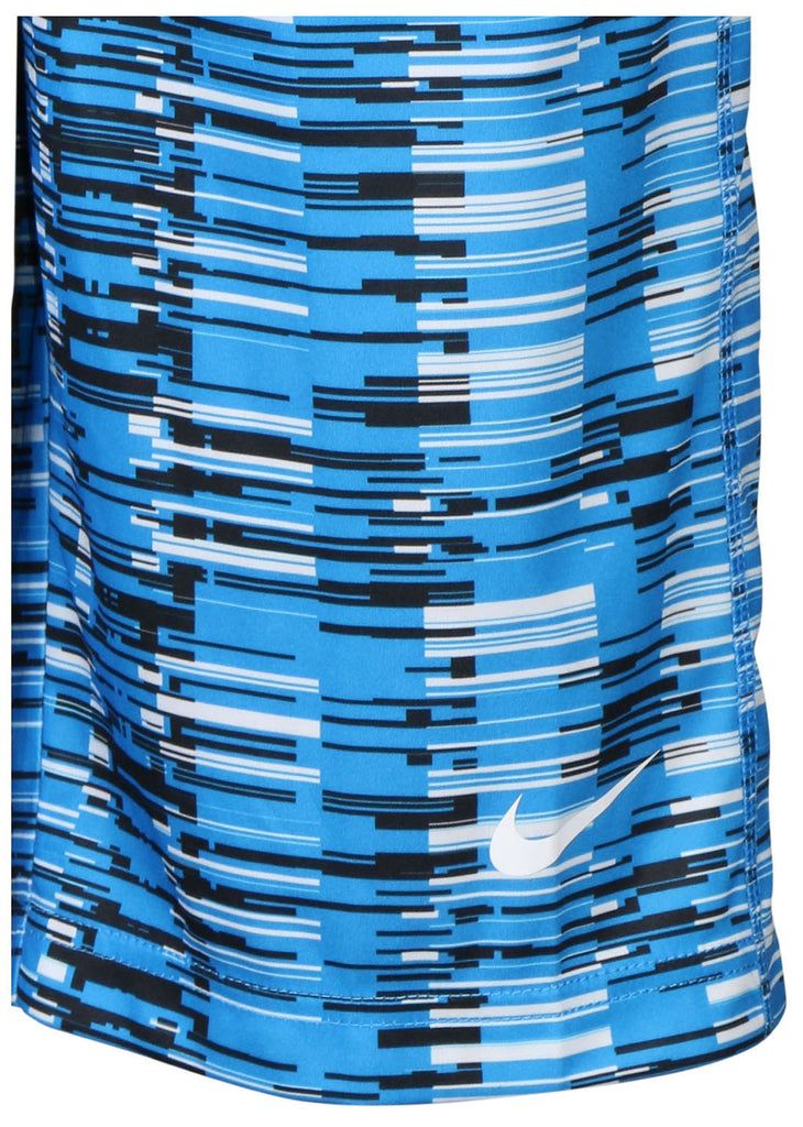 Nike Big Boys' (8-20) Dri-Fit Fly Work Out Shorts-Orbit Blue