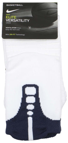 Nike Dri-Fit Elite Versatility Basketball Crew Socks