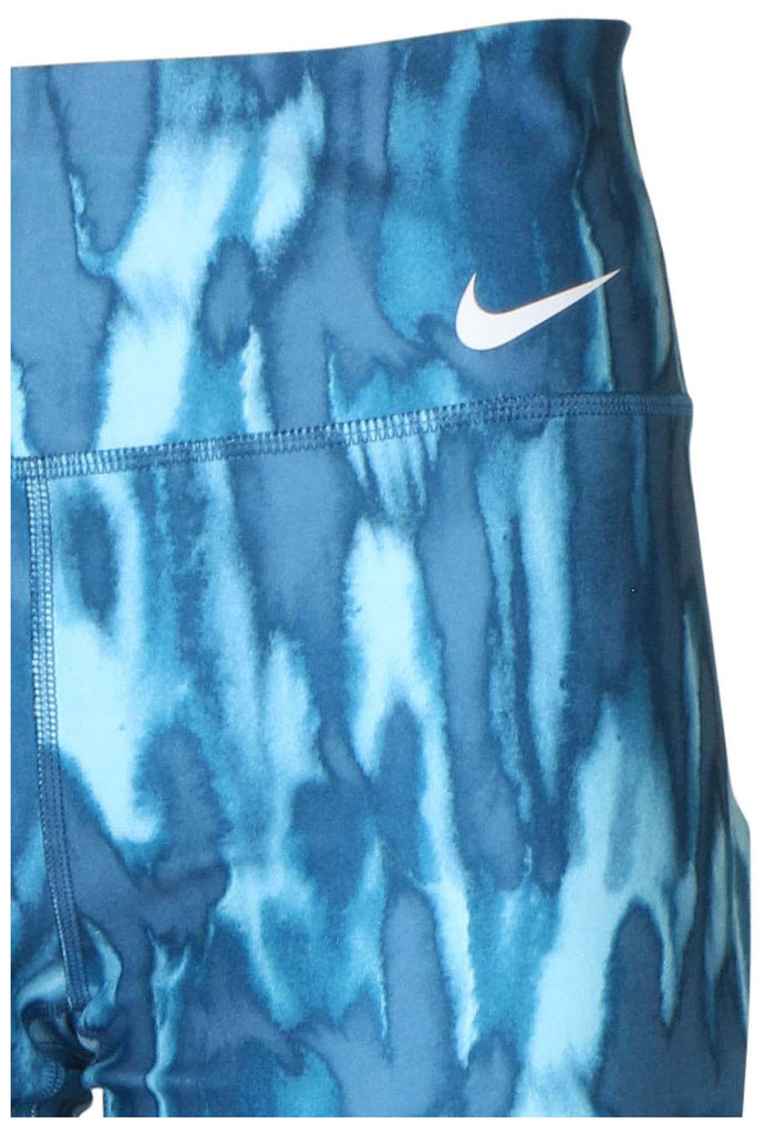 Nike Women's Dri-Fit Power Legend Training Crop Pants-Blue