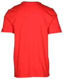 Nike Men's Run Game Get Fame Verbiage T-Shirt-Bright Red