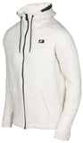 Nike Men's Modern Full Zip Sport Casual Hoodie-Light Bone