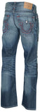 True Religion Men's BigT Flap Pocket Straight Leg Denim Jeans