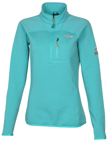 The North Face Women's Flux Power Stretch 1/4 Zip Jacket