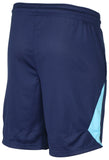 Nike Men's Dri-Fit Attack Basketball Shorts-Binary Blue