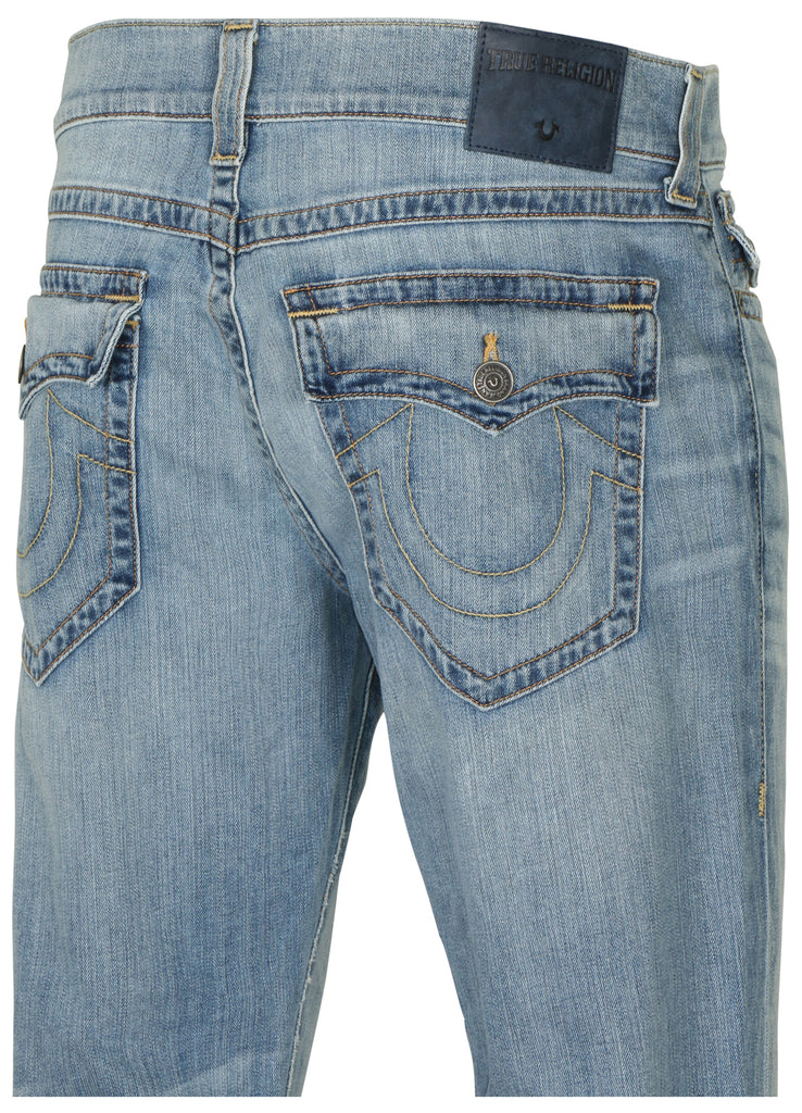 True Religion Men's Ricky With Flap SE Jeans