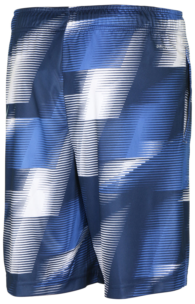 Nike Big Boys' (8-20) Dri-Fit Allover Print Training Shorts