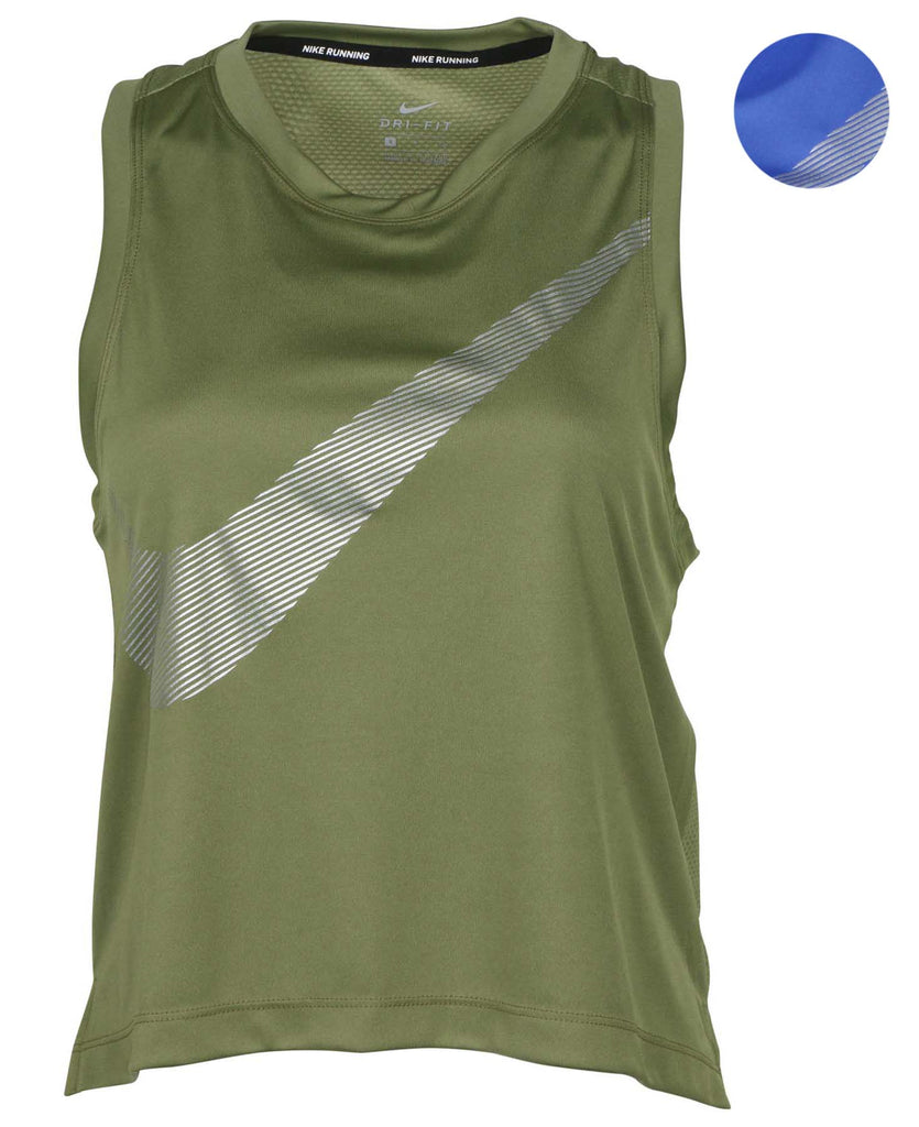 Nike Women's Dri-Fit City Core Running Tank Top