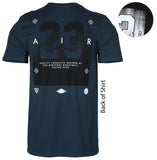 Jordan Men's Nike Air Clutch Retro T-Shirt