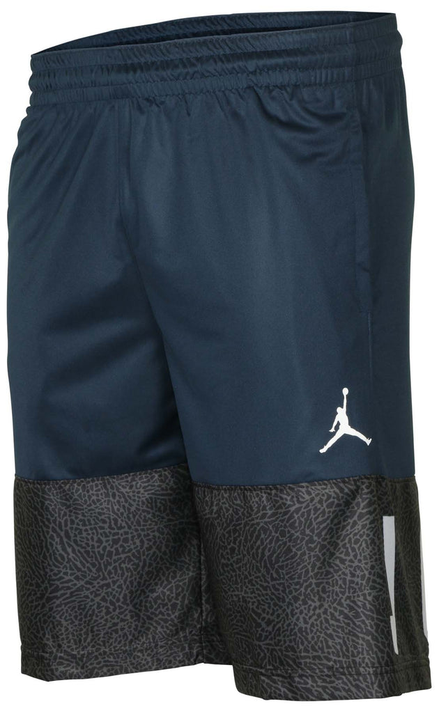 Jordan Men's Nike Dri-Fit AJ Blackout Shorts