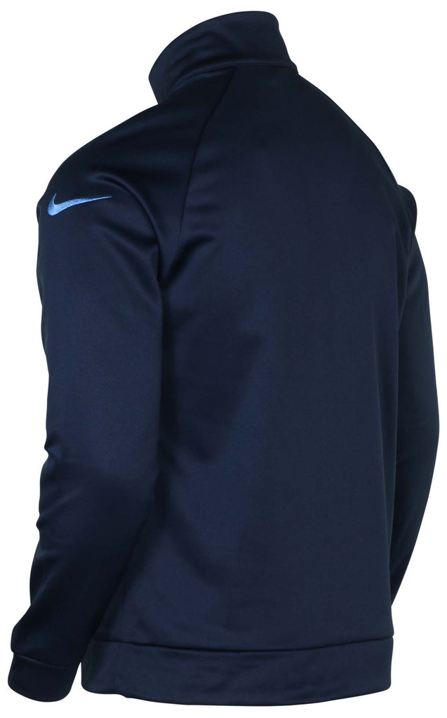 Nike Men's  Dri-Fit NFL LA Chargers Therma 1/2 Zip Top-College Navy