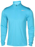 Nike Men's Dri-Fit Knit Half Zip Golf Shirt