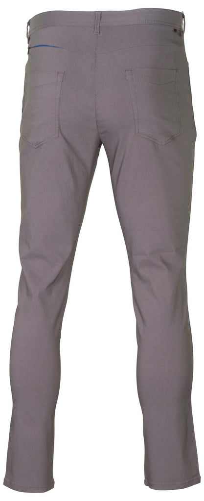 English Laundry Men's Slim Fit Stretch Flat Front Pants