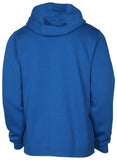 Nike Men's Sport Casual Full Zip Club Hoodie-Blue Jay