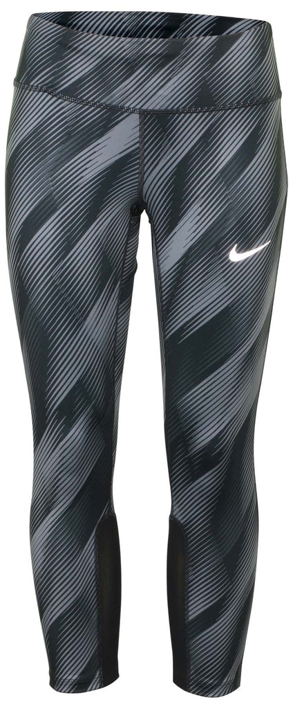 Nike Dri Fit Epic Run Training Pants Women Black, Grey