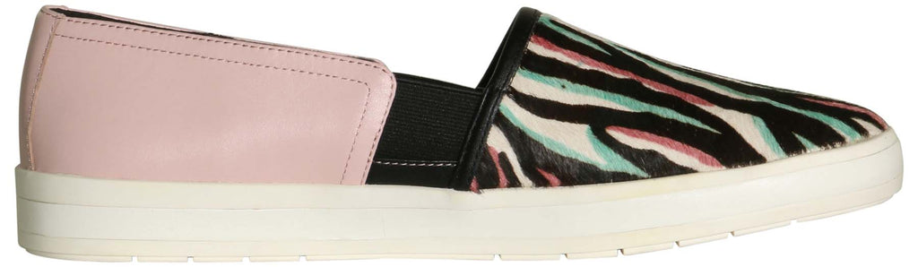 LOGO by Lori Goldstein Mixed Media Slip-On Sneaker