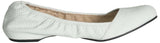 H by Halston Women's Mollie Slip-on Leather Ballet Flat-Haze Grey