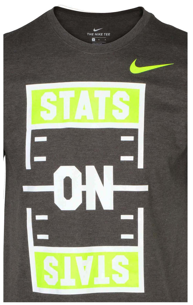 Nike Men's Stats On Stats Graphic T-Shirt
