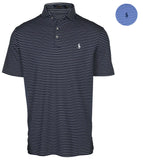 Polo RL Men's Stripe Pony Polo Shirt