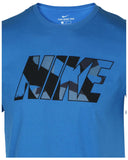 Nike Men's Nike Zink Logo Graphic T-Shirt-Photo Blue