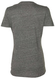 Converse Women's Chuck Taylor Core 2 Patch T-Shirt--Dark Heather Grey