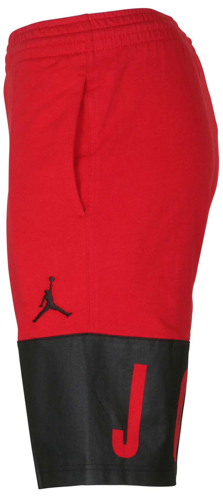 Jordan Men's Nike Flight Lite Casual Shorts-Gym Red/Black