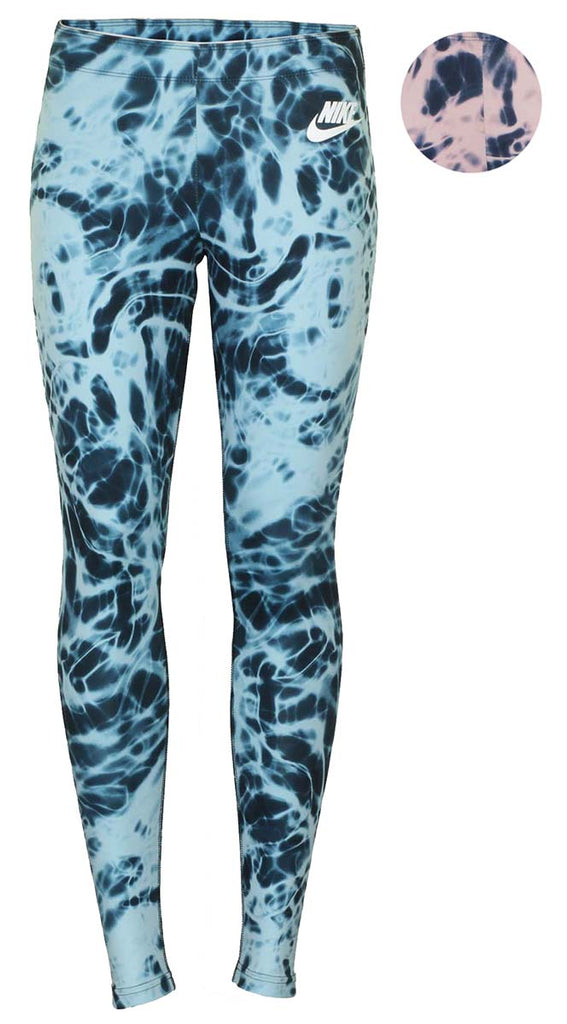Nike Women's Sport Casual Club Graphic Leggings