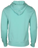Polo RL Men's Full Zip Medium Pony Hoodie-Mint Green