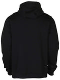 Nike Men's Sportswear Foil Graphic Hoodie-Black