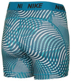 Nike Women's Dri-Fit Victory 3 in 1 Graphic Shorts-Blustery