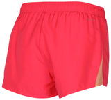 Nike Women's Dri-Fit City Core Running Shorts-Racer Pink