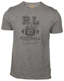 Polo RL Men's Vintage RL Football Graphic T-Shirt