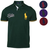 Polo Ralph Lauren Men's Custom Slim Fit Big Pony Shirt