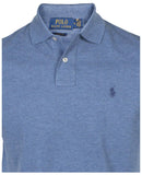 Polo Ralph Lauren Men's Classic Fit Mesh Shirt-Blue