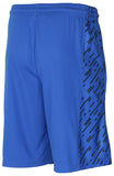 Nike Men's Elite Comeback Basketball Shorts-Game Royal
