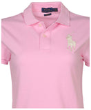 Polo RL Women's Skinny Polo Big Pony Shirt