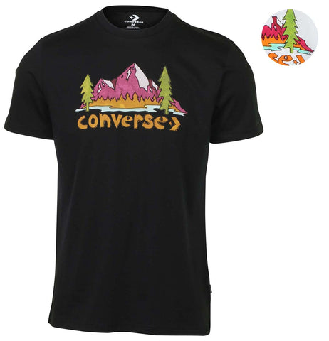 Converse Men's Mountain Graphic Tee