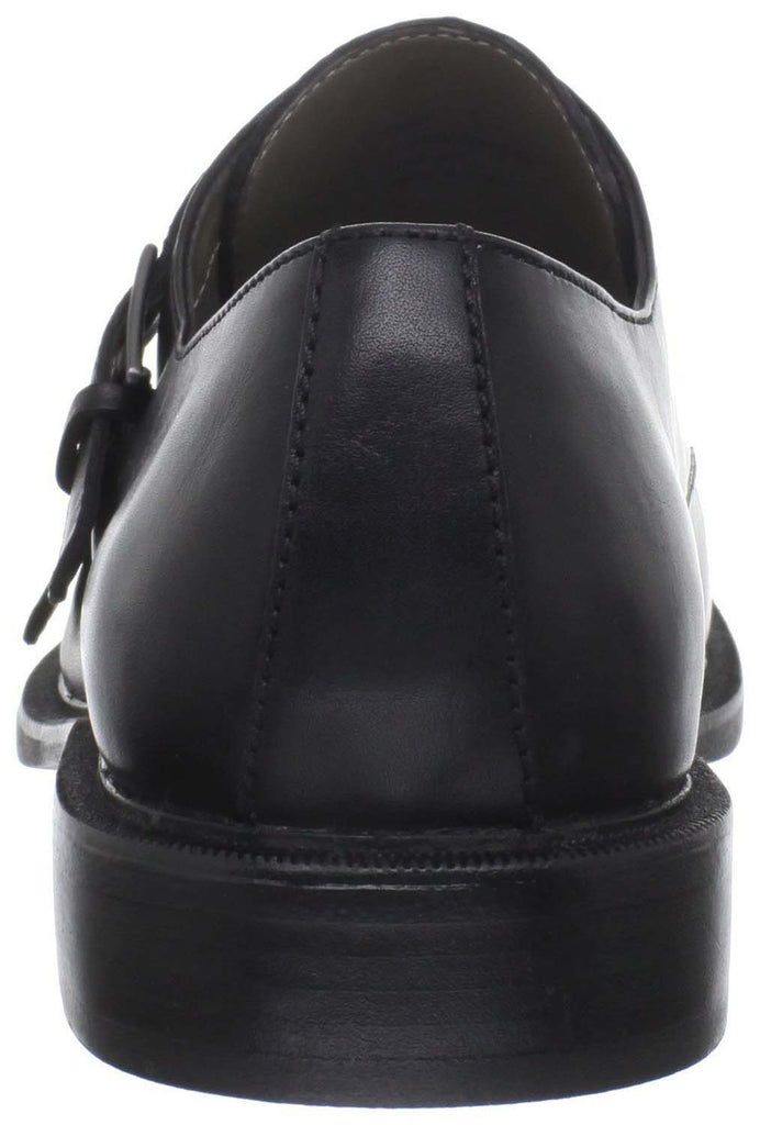 Calvin Klein Men's Russell Slip-On Shoes-Black