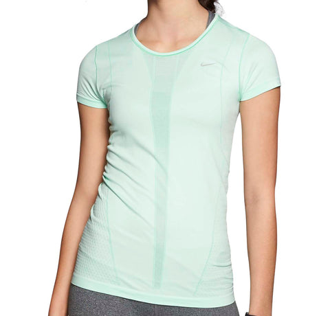 Nike Women's Dri-Fit Knit Short Sleeve Running Shirt