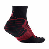Jordan Dri-Fit Jumpman Advance High Quarter Basketball Socks-White