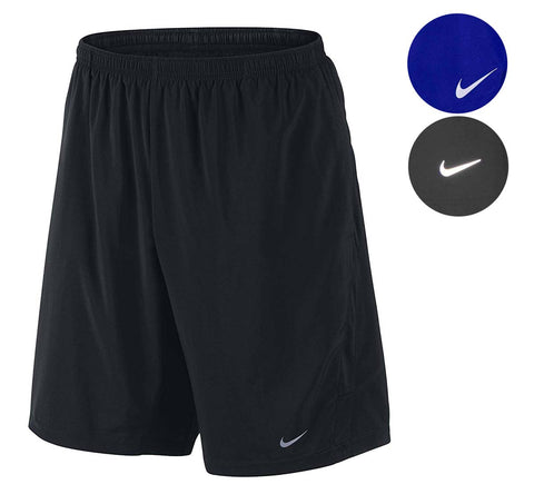 "Nike Men's Dri-Fit 9"" Distance Running Shorts"