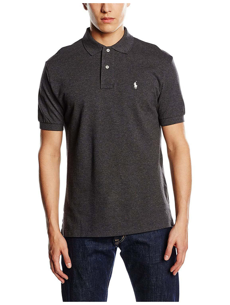 Polo RL Men's Classic Fit Mesh Pony Shirt