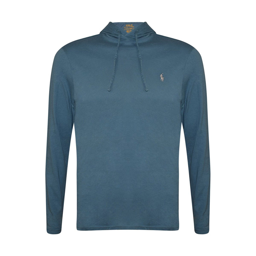 8186bbd1f3db72 Teal Blue. Teal Blue Polo Ralph Lauren Men's Lightweight Pullover Pony  Hoodie-Teal Blue Polo Ralph Lauren Men's Lightweight ...