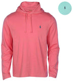 Polo Ralph Lauren Men's Long Sleeve Pony Shirt Hoodie