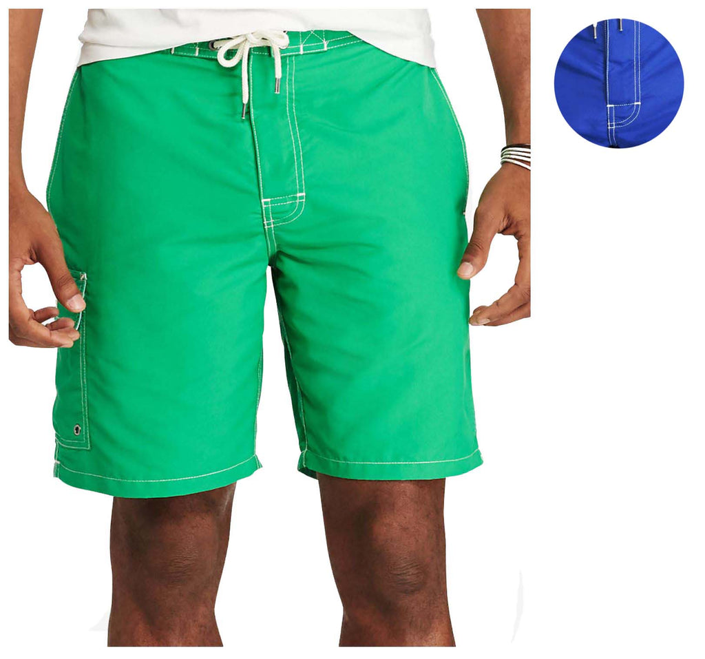 Polo RL Men's Big & Tall Swim Trunks