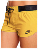 Nike Women's Azores Mini Women's Sport Casual Shorts-Orange