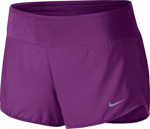 Nike Women's Dri-Fit Crew Running Shorts