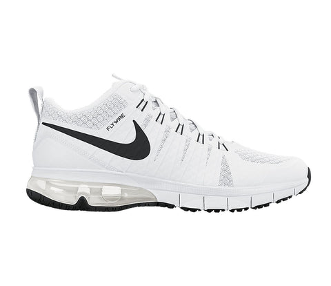 Nike Men's Air Max TR180 Running Shoes-White/Black